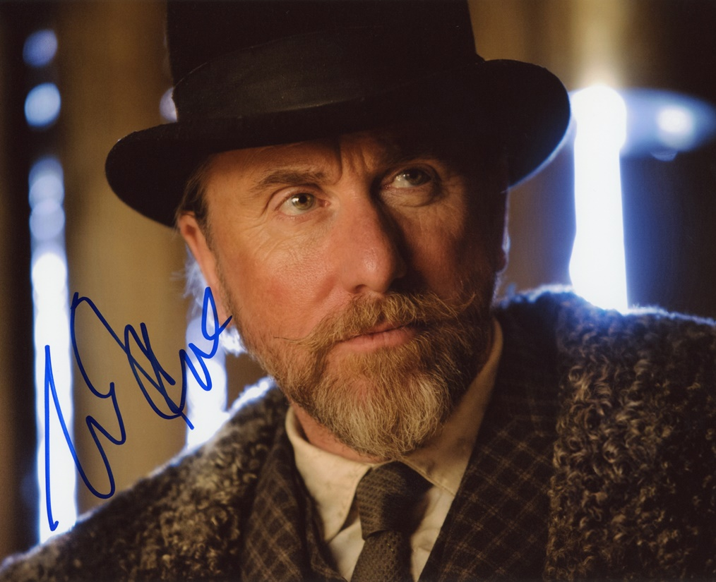 Tim Roth Signed Photo