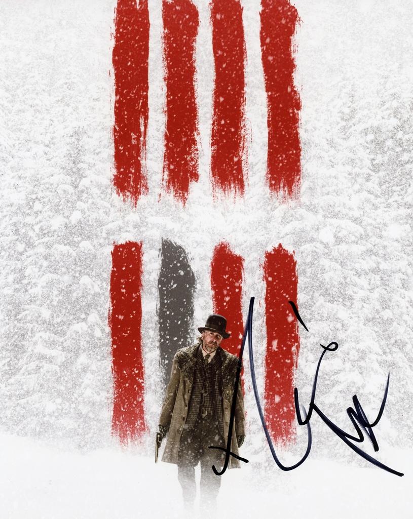 Tim Roth Signed Photo