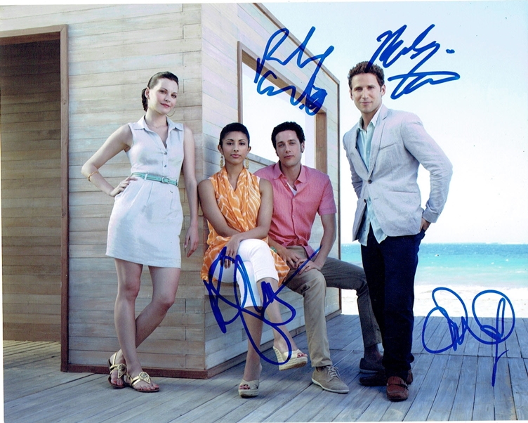 Royal Pains Signed Photo