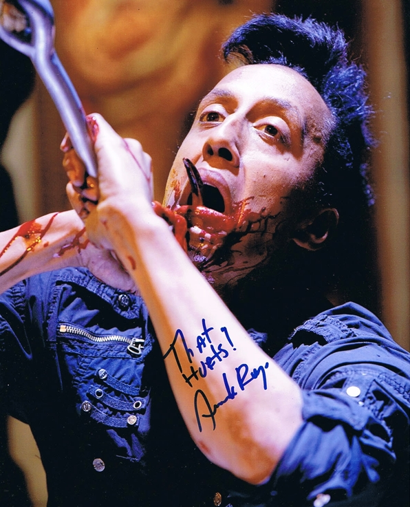 Andre Royo Signed Photo