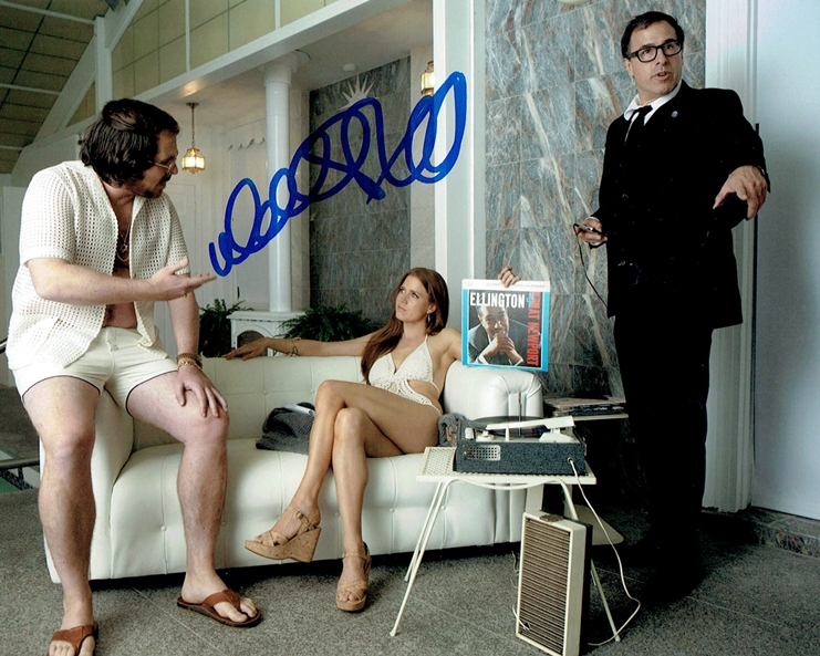 David O. Russell Signed Photo