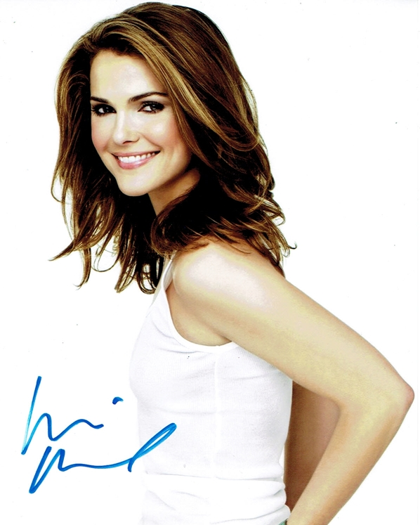 Keri Russell Signed Photo