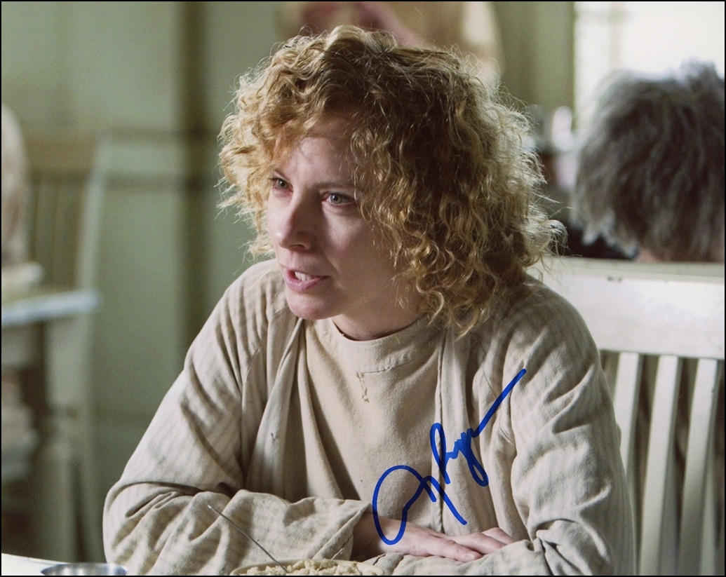 Amy Ryan Signed Photo