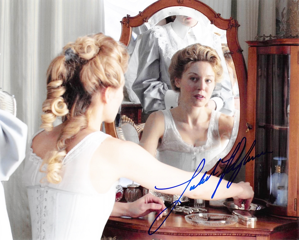 Juliet Rylance Signed Photo