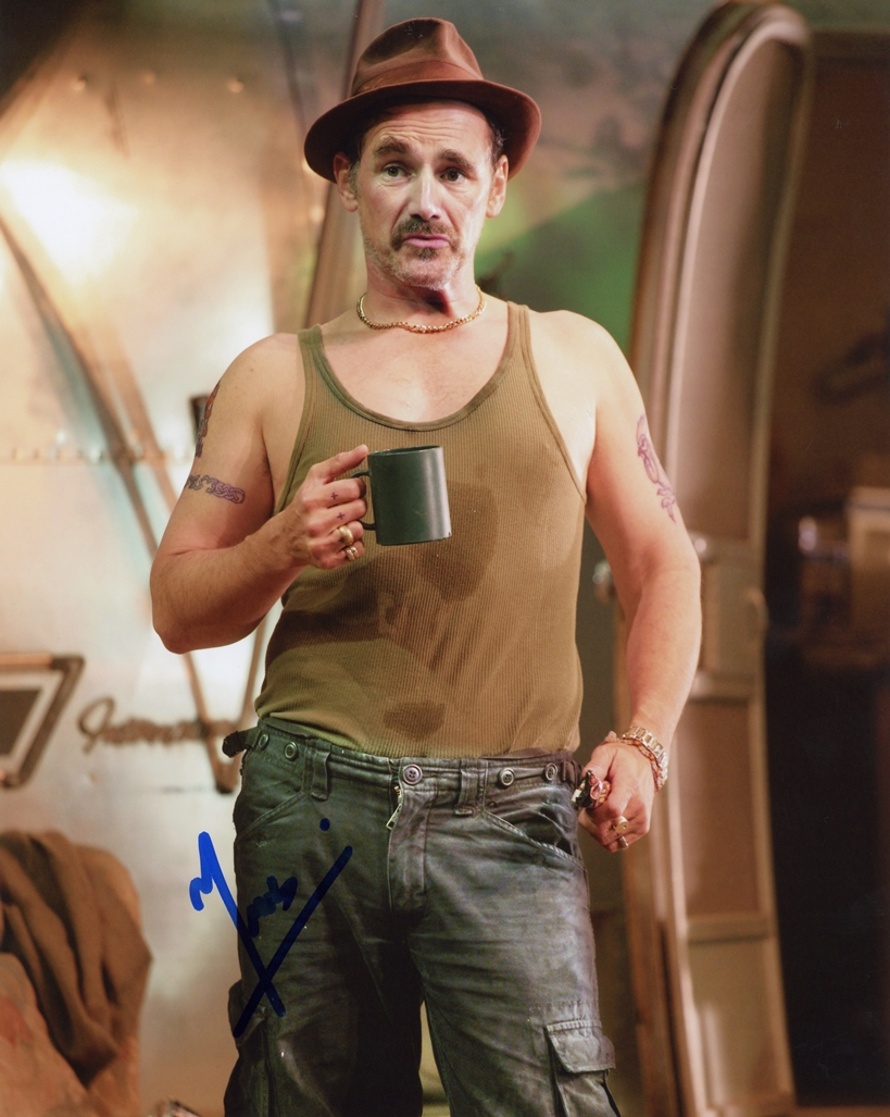 Mark Rylance Signed Photo
