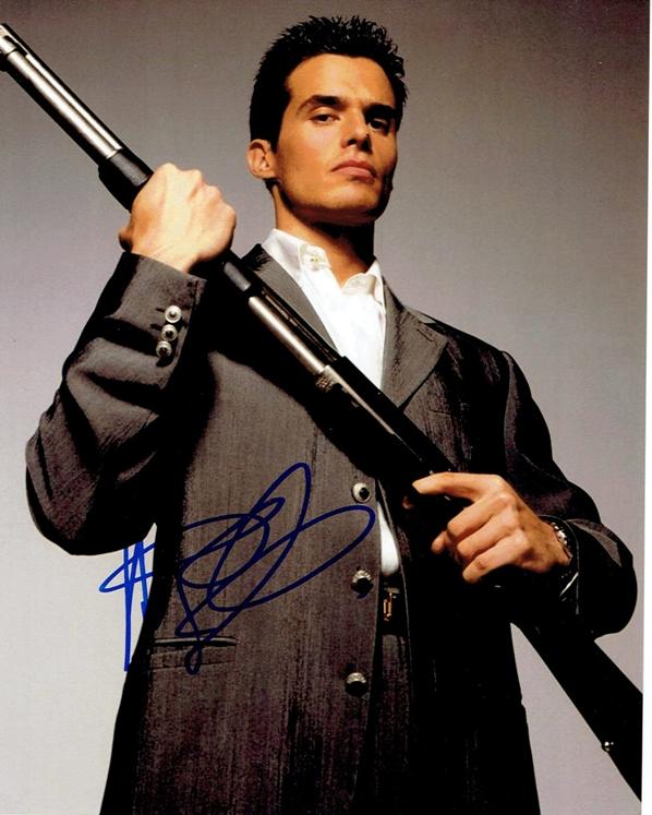 Antonio Sabato, Jr. Signed Photo