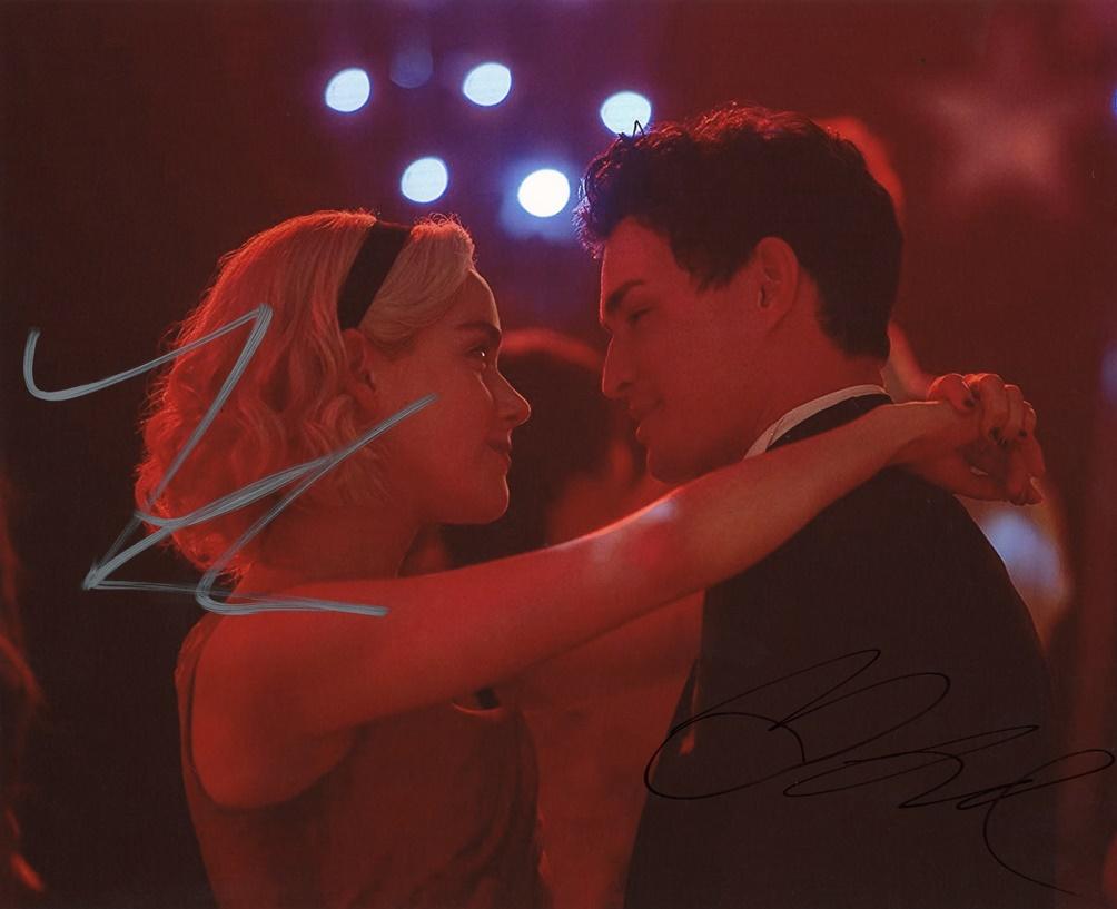 Sabrina Signed Photo