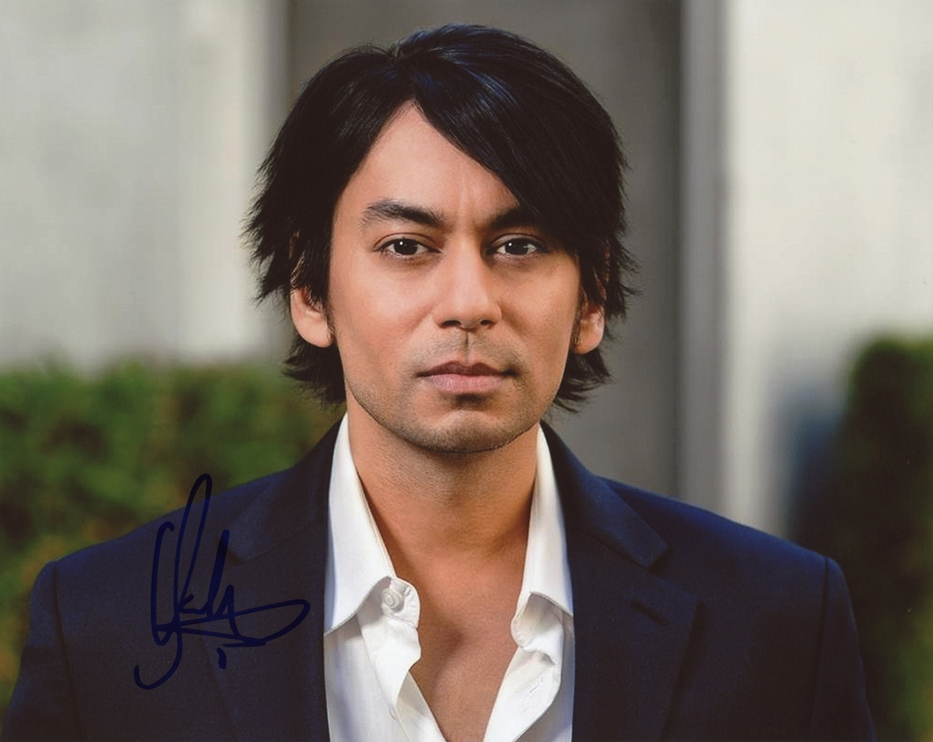 Vik Sahay Signed Photo