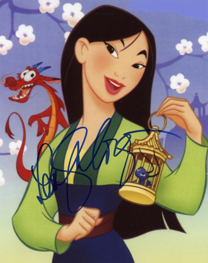 Lea Salonga Signed Photo
