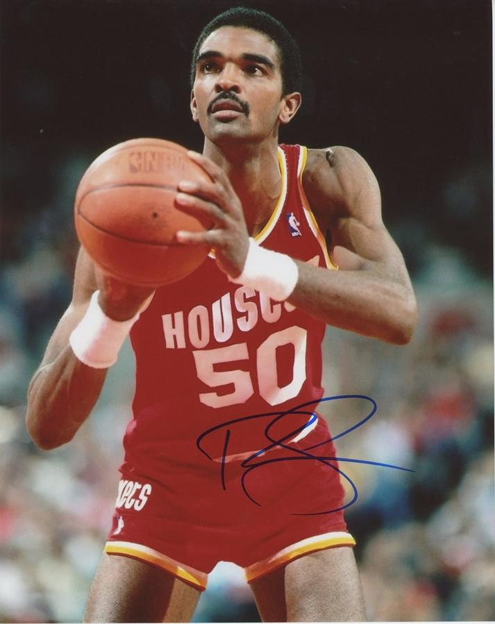 Ralph Sampson Signed Photo