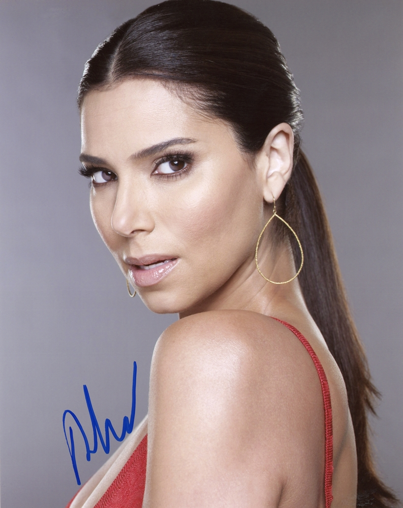 Roselyn Sanchez Signed Photo