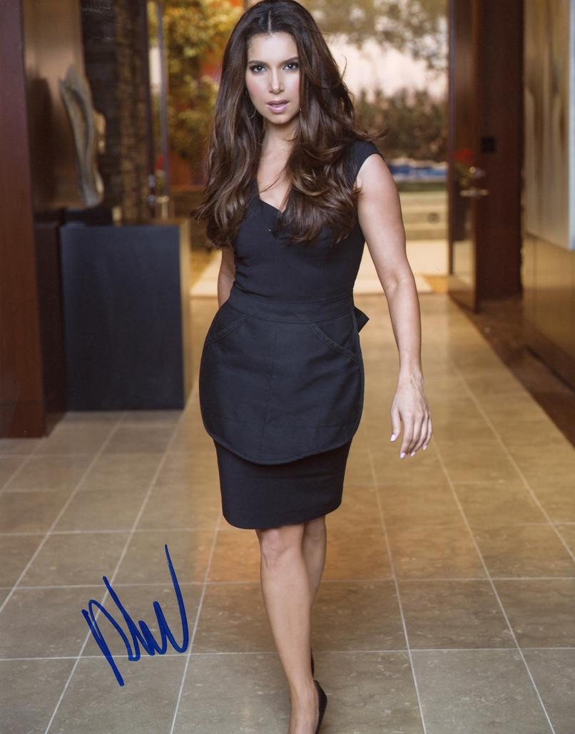 Roselyn Sanchez Signed Photo