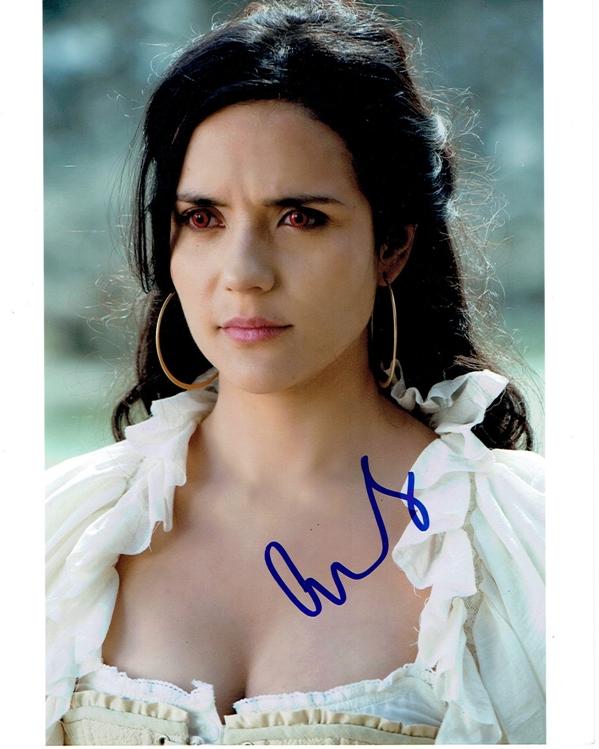 Catalina Sandino Moreno Signed Photo