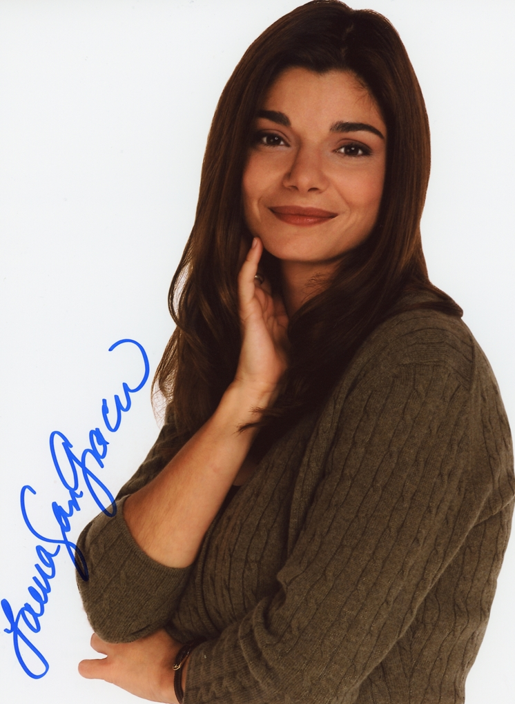 Laura San Giacomo Signed Photo