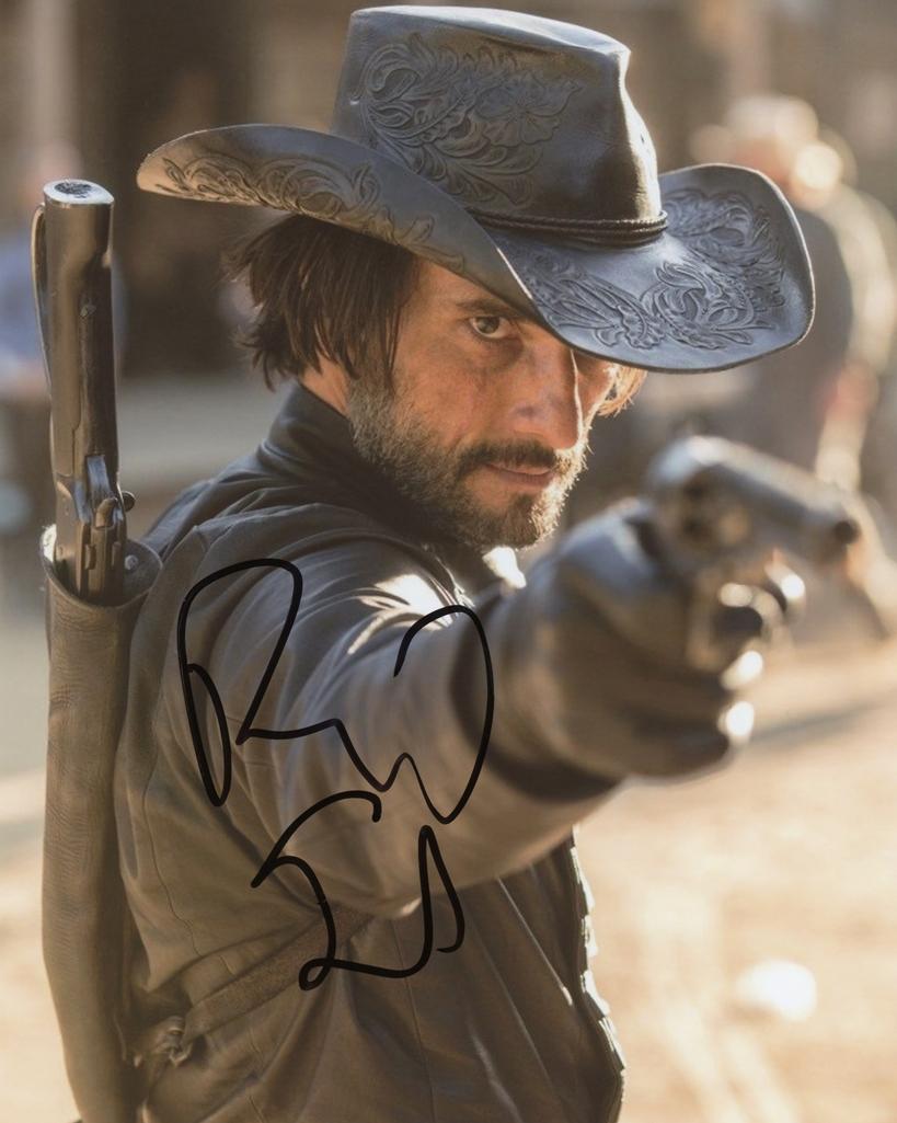 Rodrigo Santoro Signed Photo