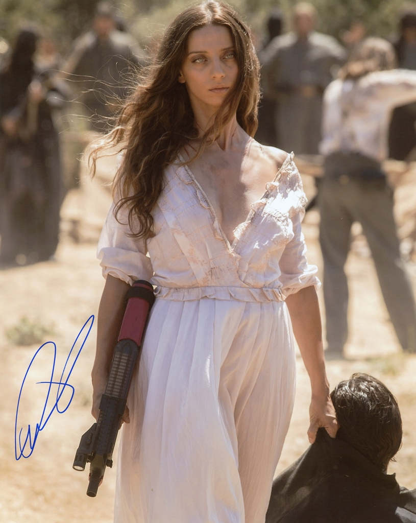 Angela Sarafyan Signed Photo