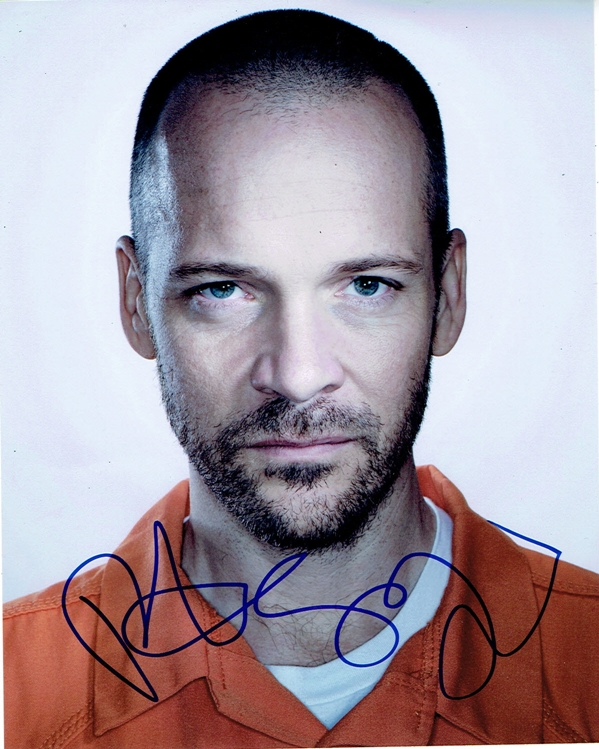 Peter Sarsgaard Signed Photo