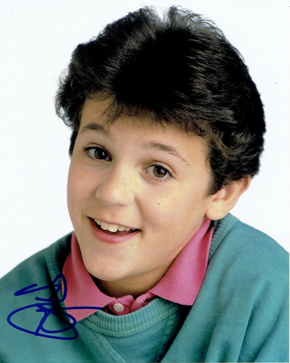 Fred Savage Signed Photo