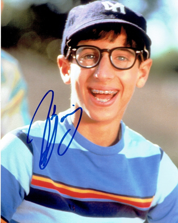 Josh Saviano Signed Photo