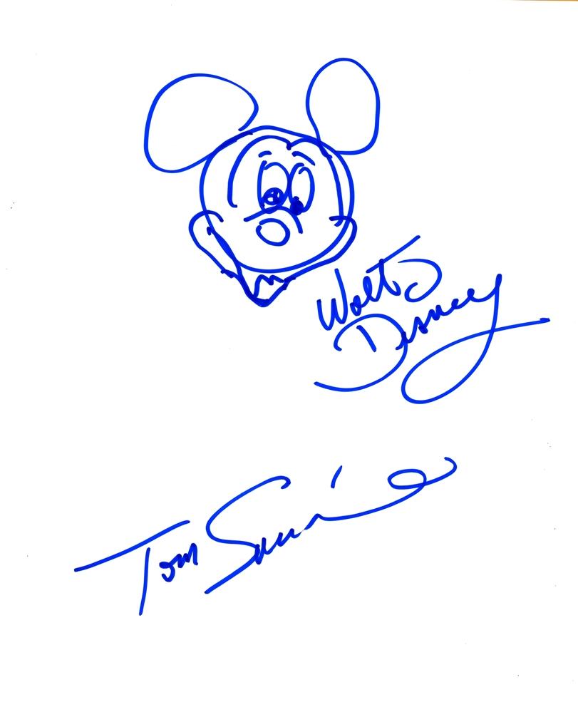 Tom Savini Signed Photo
