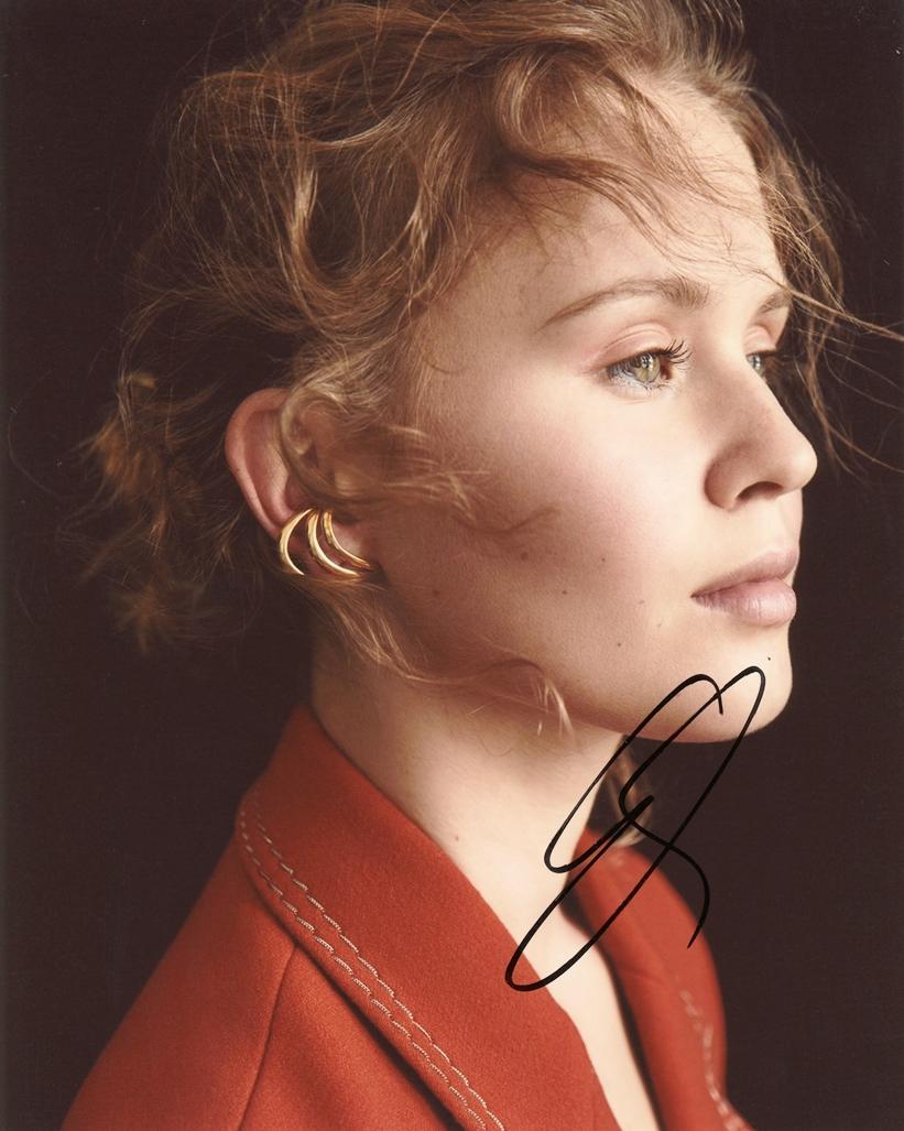 Eliza Scanlen Signed Photo