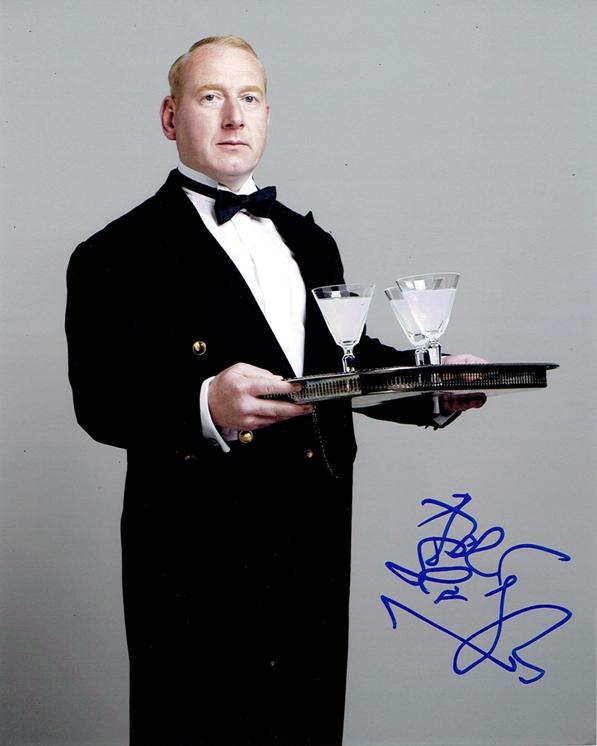 Adrian Scarborough Signed Photo