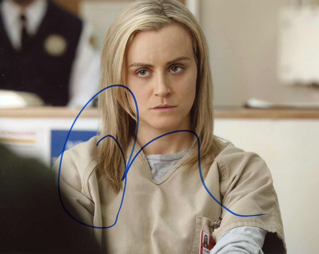 Taylor Schilling Signed Photo
