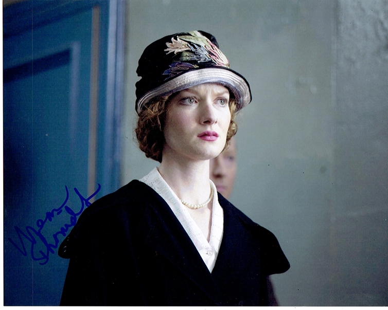 Wrenn Schmidt Signed Photo