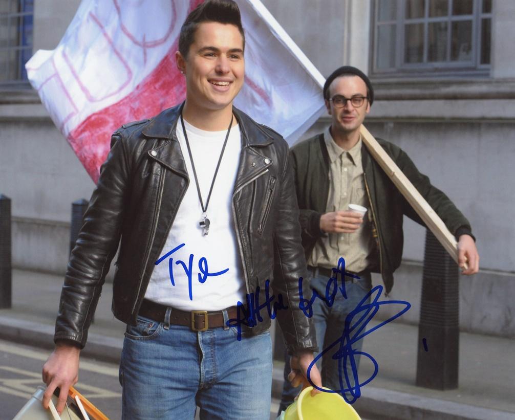 Ben Schnetzer Signed Photo
