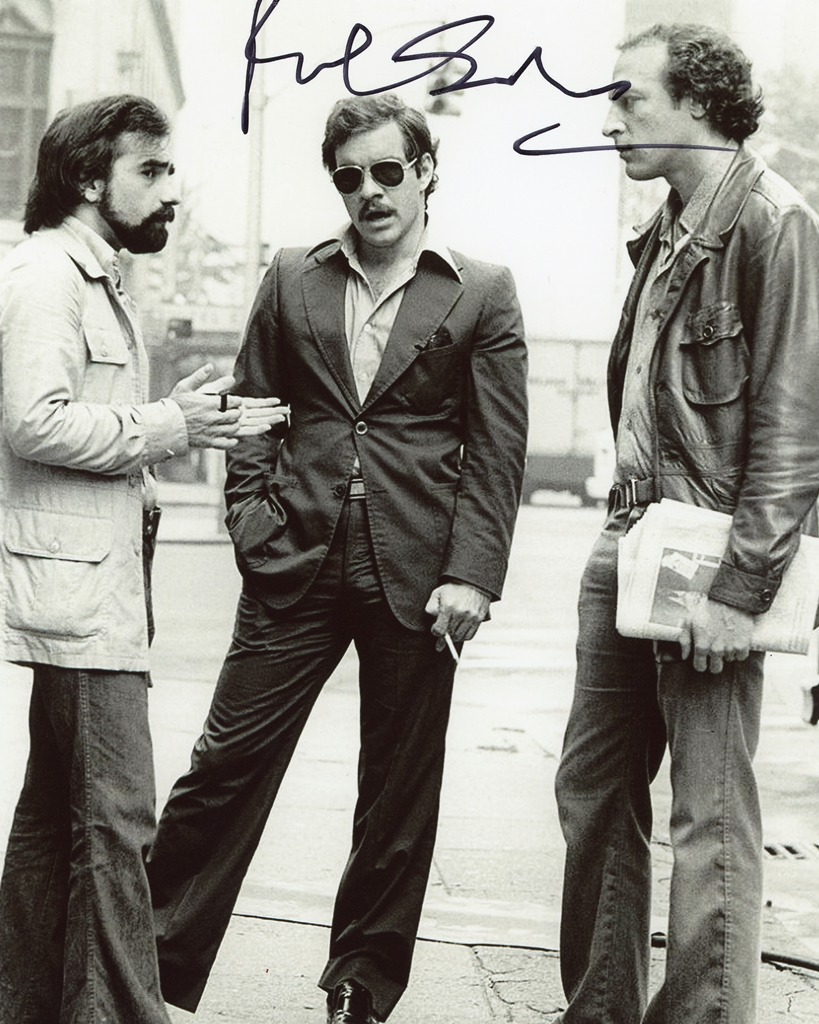 Paul Schrader Signed Photo