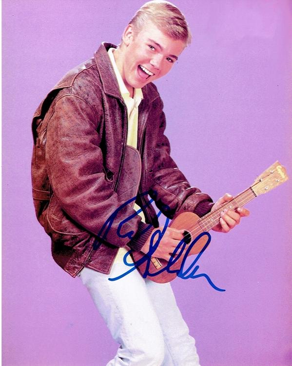 Ricky Schroder Signed Photo