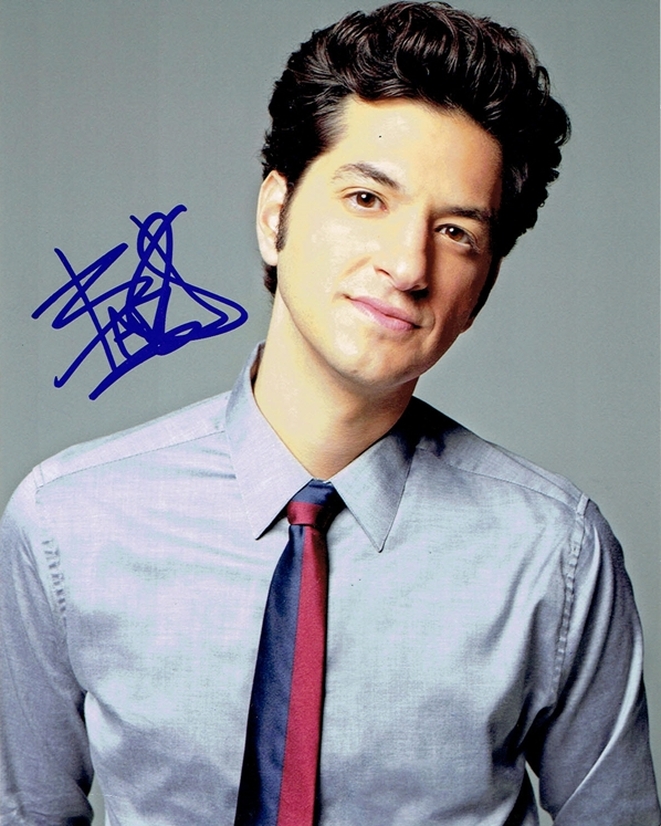 Ben Schwartz Signed Photo