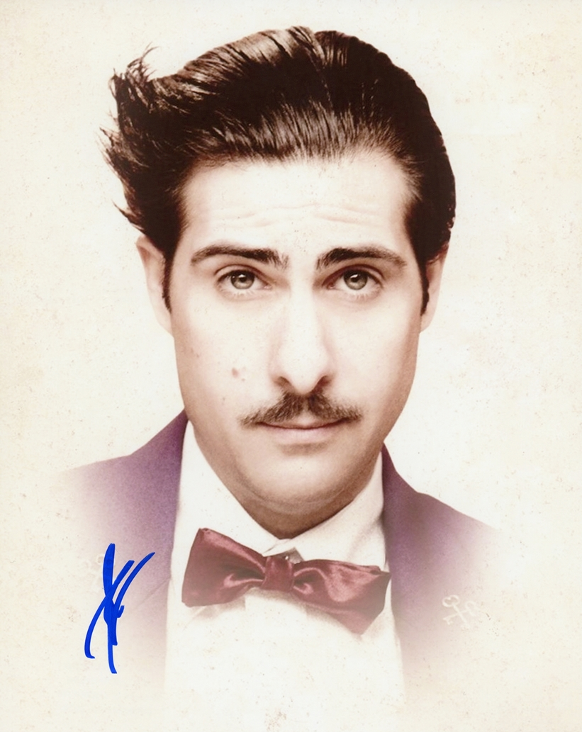 Jason Schwartzman Signed Photo