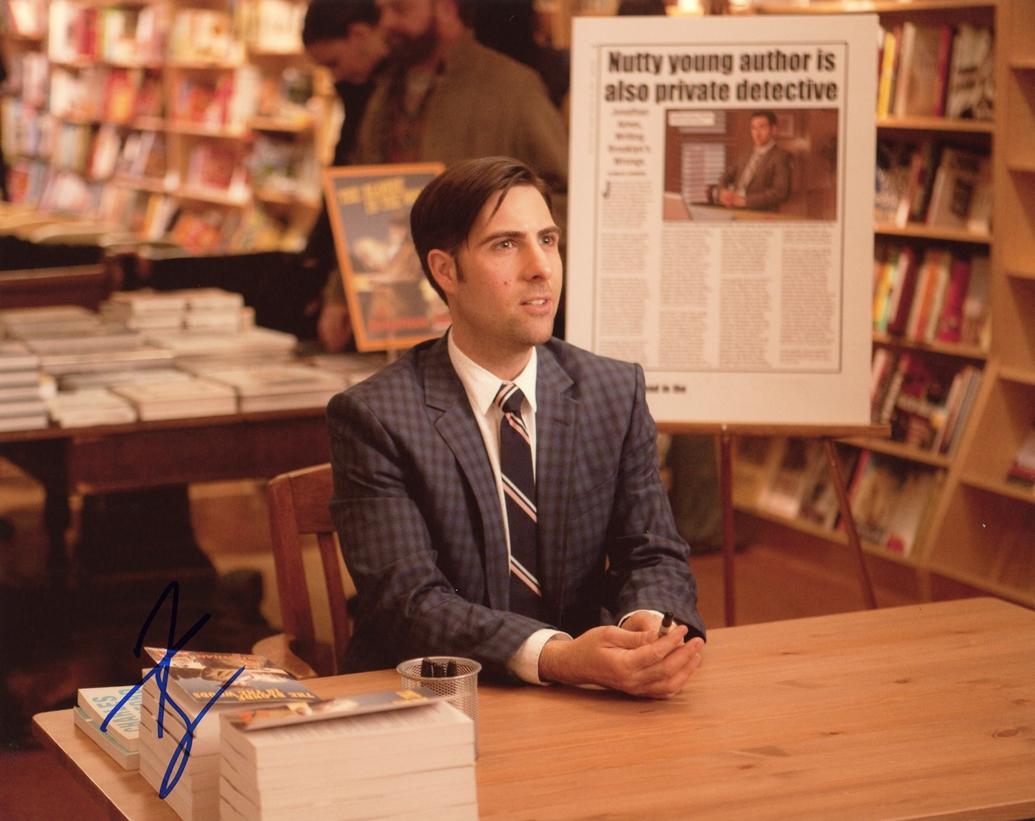 Jason Schwartzman Signed Photo