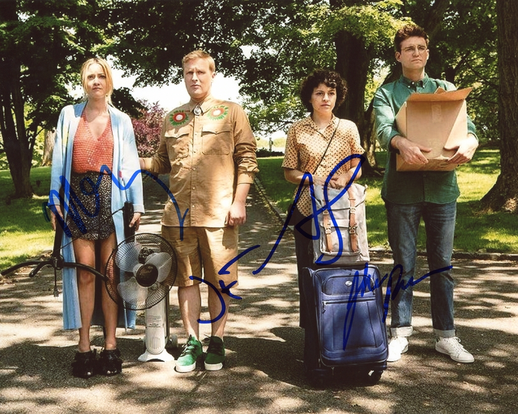 Search Party Signed Photo
