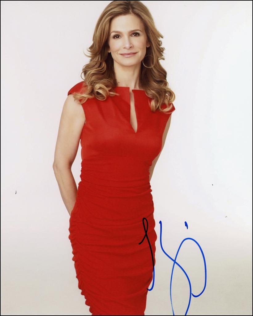 Kyra Sedgwick Signed Photo