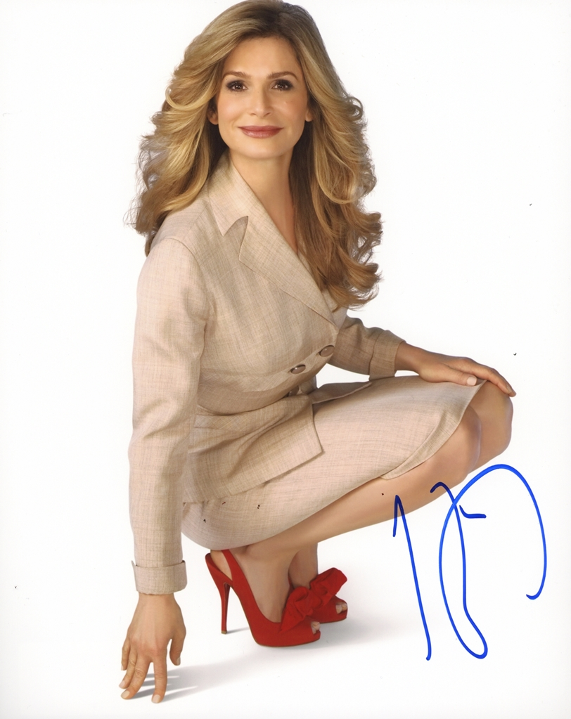 Kyra Sedgwick Signed Photo