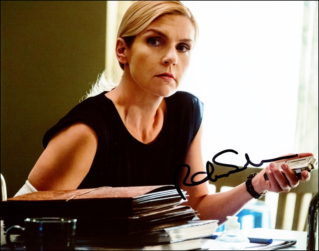 Rhea Seehorn Signed Photo
