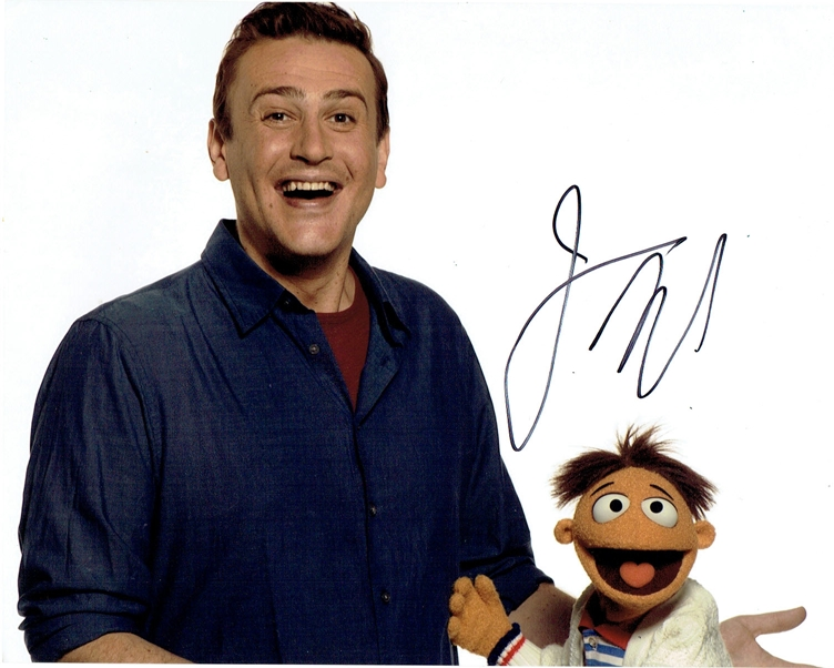 Jason Segel Signed Photo