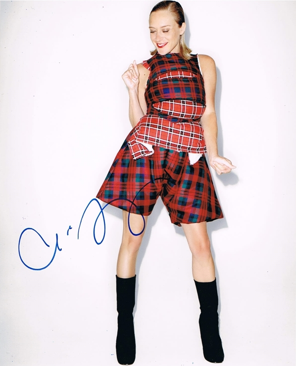 Chloe Sevigny Signed Photo