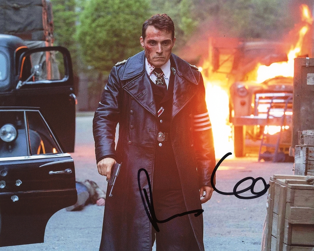 Rufus Sewell Signed Photo