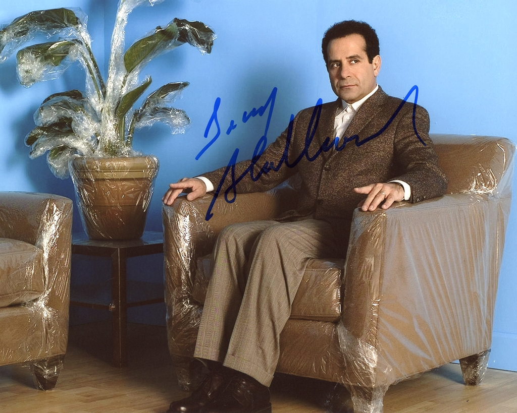 Tony Shalhoub Signed Photo