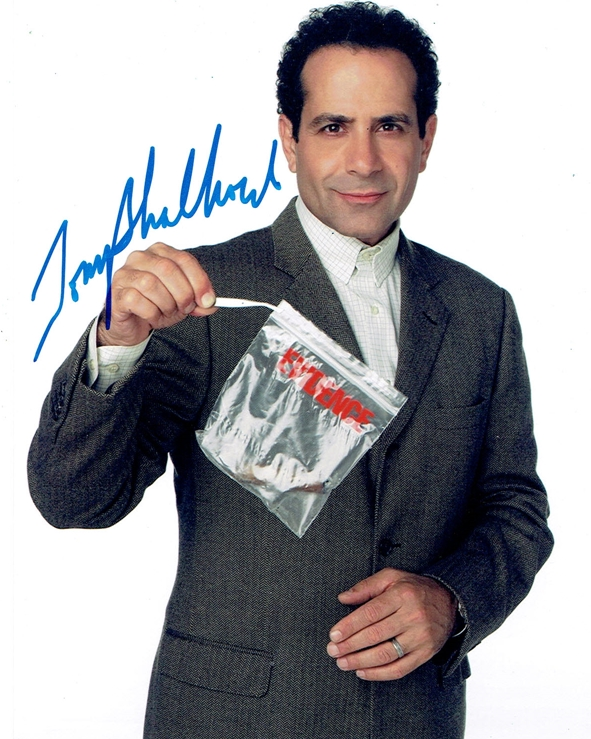 Tony Shahloub Signed Photo