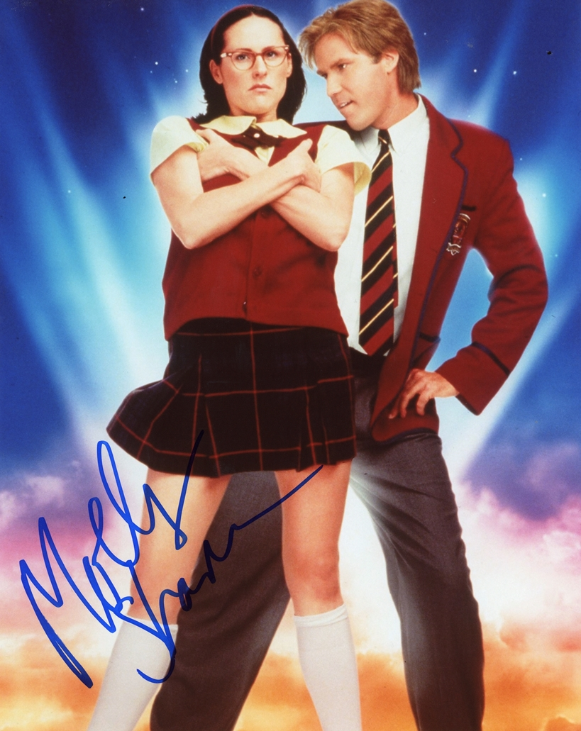Molly Shannon Signed Photo