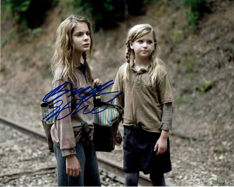 Brighton Sharbino Signed Photo