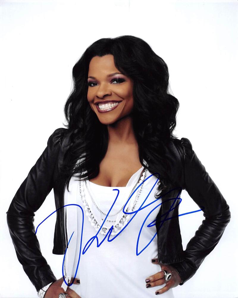 Keesha Sharp Signed Photo