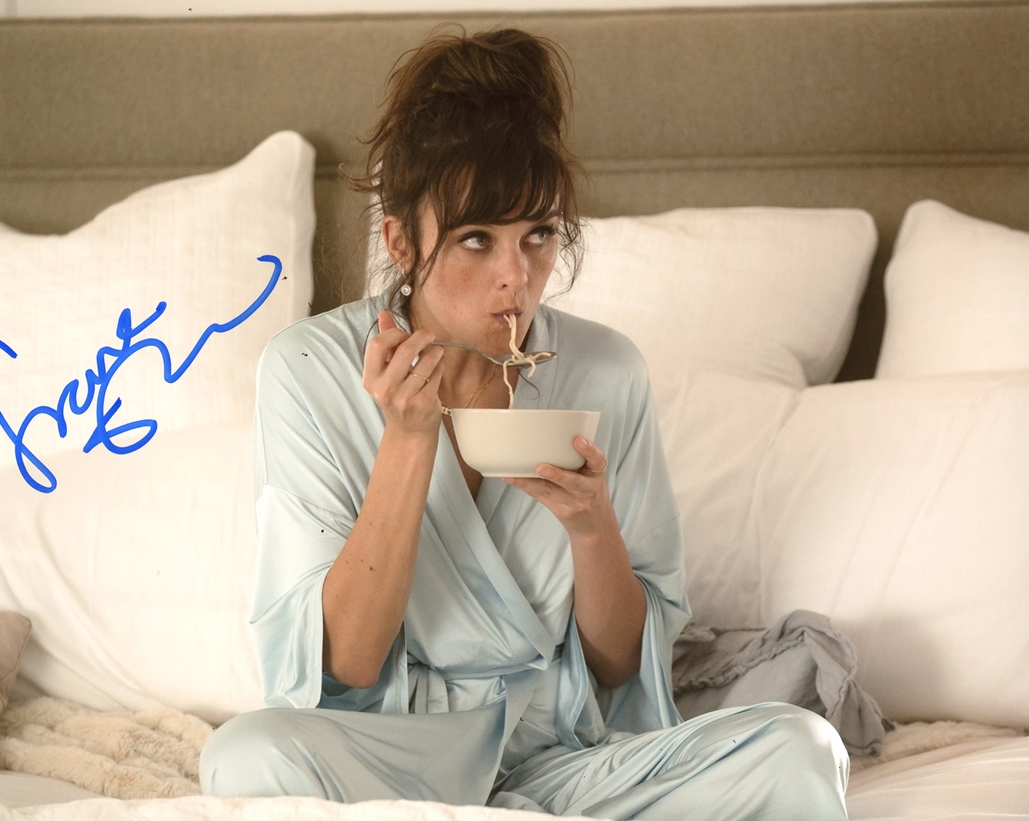 Frankie Shaw Signed Photo