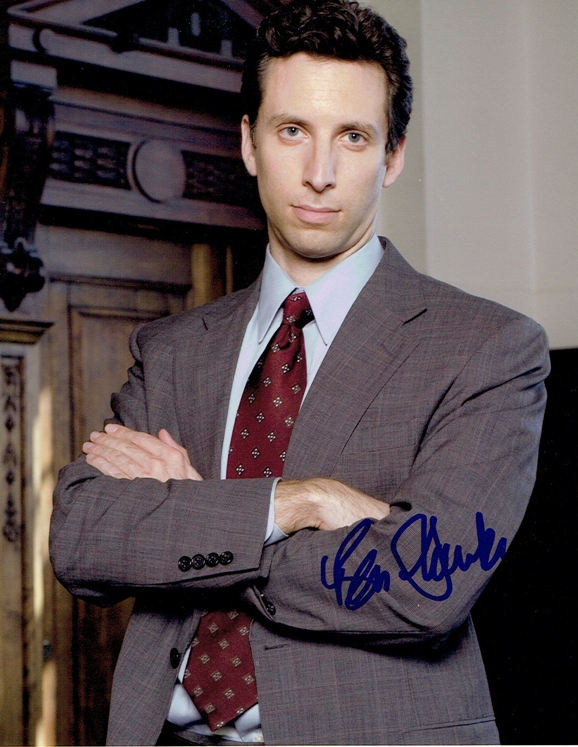 Ben Shenkman Signed Photo