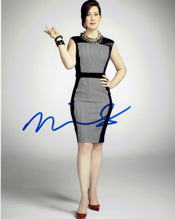 Miriam Shor Signed Photo