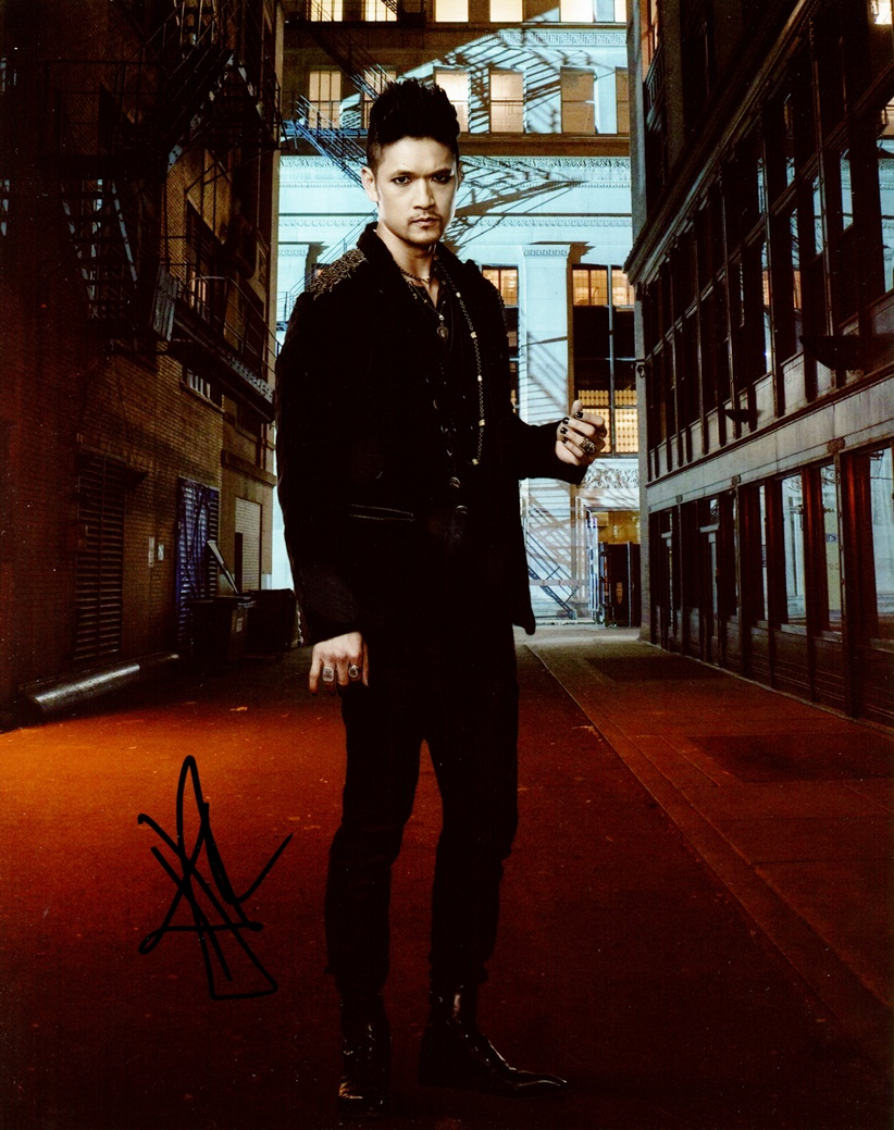 Harry Shum, Jr. Signed Photo